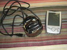 Dell Axim X5 Silver Pda Palm Pilot Pocket Pc Digital Organizer + Cradle