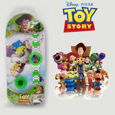 Toy Story - Exchangeable Cover Case Woody Buzz Alien - Electronic Digital Watch