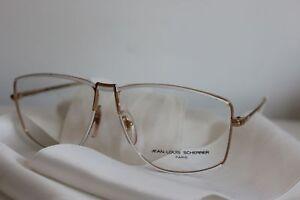 Brillengestell Messina Jeans Louis Scherrer Paris Vintage Dsign 70 80