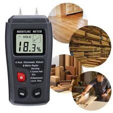 Wood Moisture Meter, GOCHANGE Digital Logs Moisture Meter Damp Meter / 0-99% Woo