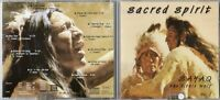 Sacred Spirit Vol. 2 Sayaq the little wolf - CD - Native Americans