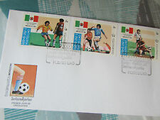 MEXICO 86 / 1986 World Cup FOOTBALL First Day Cover / FDC
