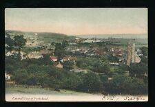 Somerset PORTISHEAD General View Used 1904 PPC