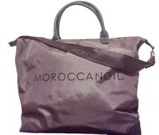 Moroccan Oil Large Tote Bag Beach Gym Overnight Travel