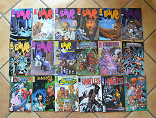 LOTTO 36 FUMETTO lingua inglese IMAGE COMICS WILD CORE THE MAXX F61