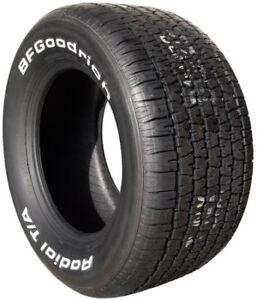 BF Goodrich 295/50R15 105S RWL Radial T/A Tyre BFG 295 50 R15 White Letter