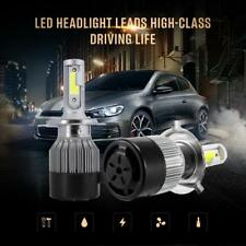 C6 H4 9003 1080W 162000LM LED Conversion Headlight KIT Hi/Low Beam 6500K White