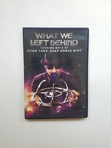 What We Left Behind Star Trek Deep Space Nine DVD