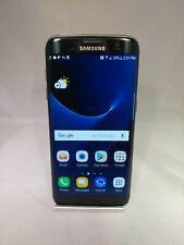 Samsung Galaxy S7 Edge 32GB Black Onyx Sprint Excellent Condition