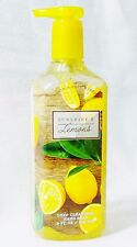 1 Bath & Body Works SUNSHINE & LEMONS Deep Cleansing Hand Soap Wash Yellow