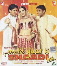 MERE YAAR KI SHAADI HAI (JIMMY SHERGILL, UDAY CHOPRA) - BOLLYWOOD HINDI DVD