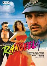 Rangeela (Hindi DVD) (1995) (English Subtitles) (Brand New Original DVD)