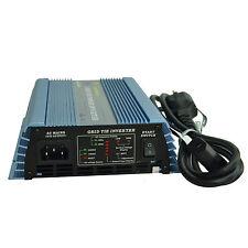 600W DC 22-60V netz-Wechselrichter Grid Tie Solar Inverter MPPT Function