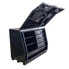 Magnum 5 Drawer Steel Toolbox, 960mm x 500mm x 700mm - Black