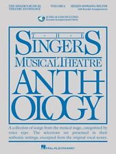 The Singer's Musical Theatre Anthology Vol 6 Mezzo-Soprano Belter Book 000145265