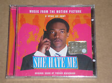 TERENCE BLANCHARD - SHE HATE ME: ORIGINAL SCORE - CD SIGILLATO (SEALED)