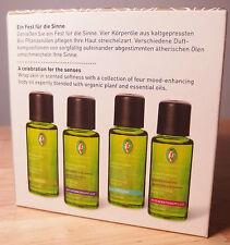 Primavera Bio Körperöl Hautpflege Geschenkset 4x 30ml EIN FEST FÜR DIE SINNE
