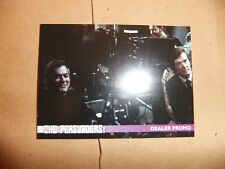 ROGER MOORE TONY CURTIS THE PERSUADERS SERIES 2 DEALER PROMO CARD TM1 ITC SAINT