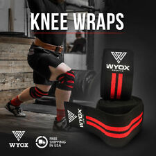 Weightlifting Knee Wraps Support Sleeves Deadlift Training Powerlifting squat