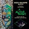 Dizzy Gillespie - A Musical Safari Live the 1961 Monterey Jazz Festival CD NEW