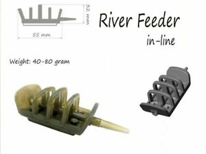 Life Orange River Feeder Futterkorb in drei verschiedenen Gewichten 40, 60, 80 g