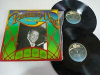 """Frank Sinatra Recuerdos de Oro Epic 1981 Spain Ed - 2 x LP Vinilo 12"""" VG/VG"""