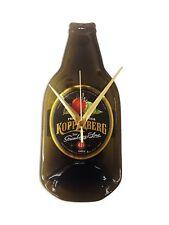 Koppaberg Cider  Bottle Clock, An original,unique and fun bottleclock gift