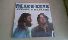 LP THE BLACK KEYS ATTACK & RELEASE PUNK BLUES VINYL + CD