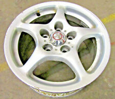 """Toyota MR2 MK2 Revision5 Type Factory 15"""" Rear Spare Alloy Wheel"""