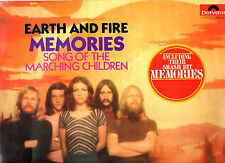 RARE PROG/PSYCH.EARTH AND FIRE.MEMORIES / MARCHING CHILDREN.ORIG GERMAN LP.EX/EX