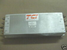 EMI RFI Filter 480V 30A 3 Phase TCI 3RF60AT
