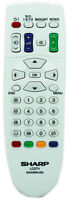 Sharp GA339WJSA Genuine Original Remote Control