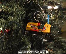 NEW Custom Dodgem Bumper Car Christmas Ornament 1/64 Scale Bump Around Carnival