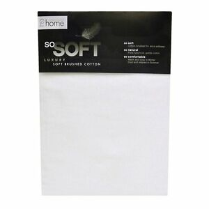 FLANNELETTE SHEETS FITTED FLAT P/CASES SINGLE DOUBLE KING CATHERINE LANSFIELD