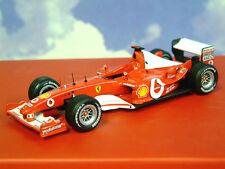IXO 1/43 LA STORIA FERRARI F2003 #1 MICHAEL SCHUMACHER WINNER 1ST USA GP 2003