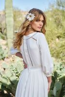 LILIAN WEST bohemian bride 100% ORIGINAL