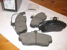 Brake pads Rover 800 series Delphi LP558 pad543