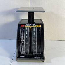 Pelouze Deluxe Postal Scale Model X2