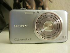 Sony Cyber-shot DSC-WX70 16.2MP Digital Camera - Silver