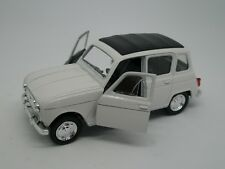 Automodels 1:32 -  WELLY - RENAULT 4 (white)