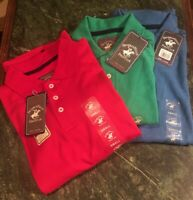 Beverly Hills Polo Club T-Shirts Top quality  modern fit Father's Day Speciall