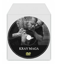 ULTIMATE SELF-DEFENCE TRAINING DVD STEP-BY-STEP KRAV MAGA COURSE