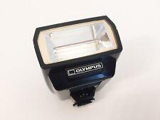 Olympus Quick Auto 310 OM System Blitzgerät, voll funktionsfähig *Guter Zustand*