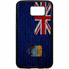 Samsung Galaxy Case with Flag of Saint Helena Options