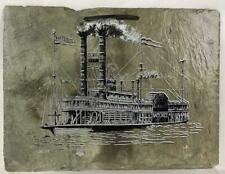 Natchez Paddle Boat Transfer On Slate