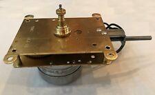 "33-232 Hansen Synchron Motor Type ""c"" Electric Movement. 1"" shaft, Bottom Set CM"