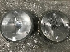 *** PORSCHE 911 930 964 (1984-1994) OEM BOSCH H5 Headlights incl. trim rings ***