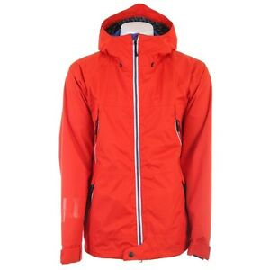 THIRTYTWO Men's DIGGIN Shell Jacket - Red - Large - NWT