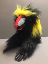 Rafiki From Disney The Lion King Baboon Monkey Plush Puppet