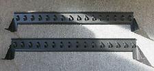 "2 x APC 870-5319B-R3-V0 Cable Retention Bracket Black 19"" Without Screws"